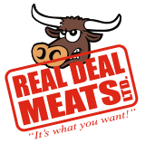 Real Deal Meats Logo